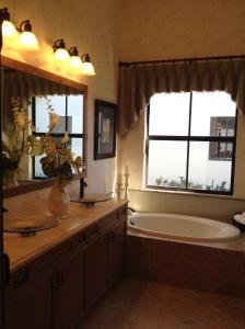 Bristol master bath