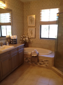 Caples Master suite bath