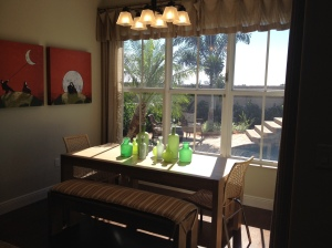 Danby breakfast nook